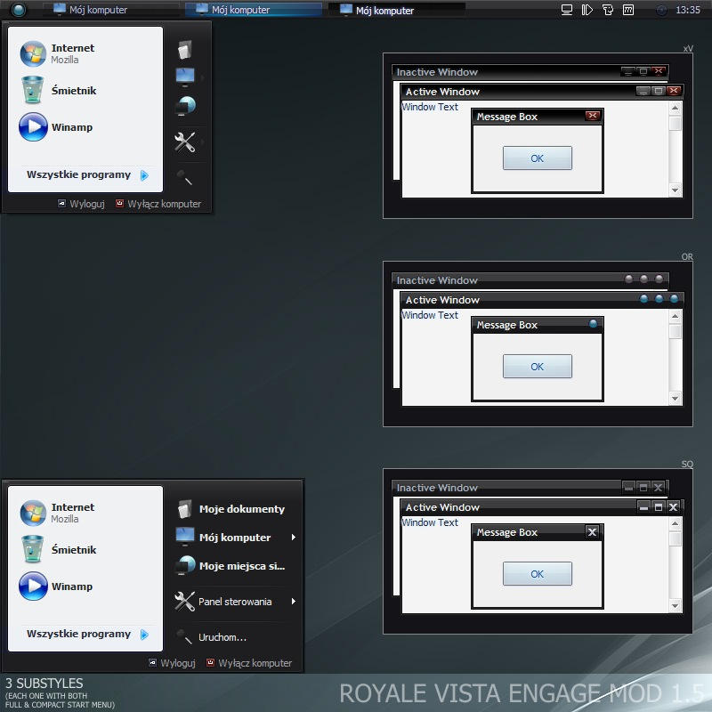 Royale Vista Engage Mod 1.5 by redhavk