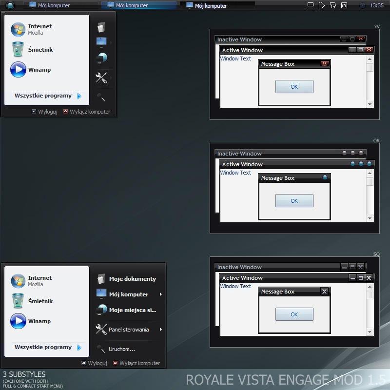 Royale Vista Engage Mod 1.5 by redhavk