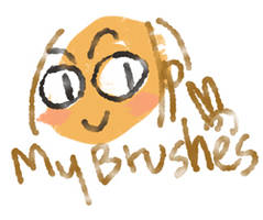 - my brushes -