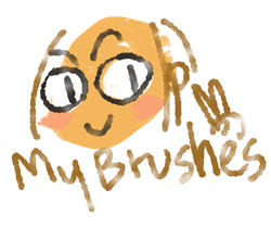 - my brushes - by porkbun