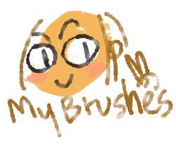 - my brushes - by porkbun