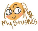 - my brushes -