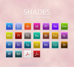 SHADES Adobe CC Icons