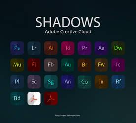 SHADOWS Adobe CC Icons