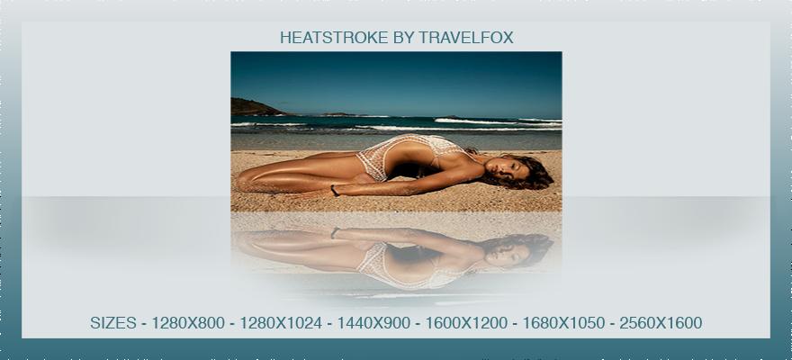Heatstroke WP by travelfox