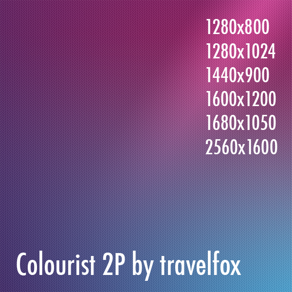 Colourist 2P by travelfox