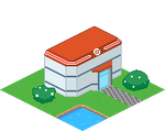 Pokemon Center by Meta-link05