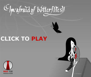 I'm Afraid of Butterflies by nandi
