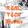 Real Tech Brushes by thedp
