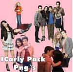 Pack Pngs ICarly