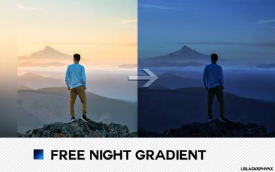 Free Night Gradient