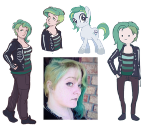 Lots of me by Anime-Tenshi22