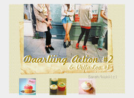 Daarliing Action  n-2 by kiukii