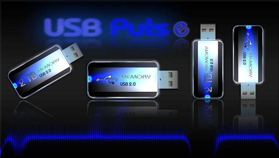 USB Stick Pulse by janosch500