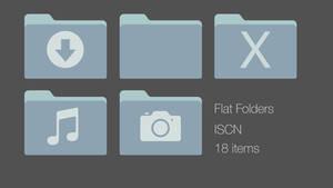 ISCN Gray Folders