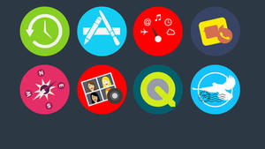 Osx Flat Icons