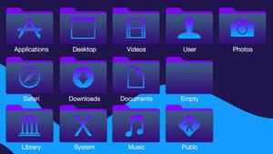 Neoblue Folder