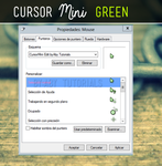 Cursor mini Green - CURSOR