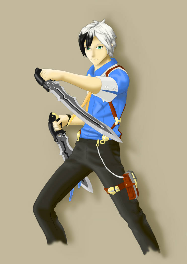 [Tales of Xillia 2] Ludger Kresnik -FINISHED-