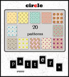 circle color patterns .