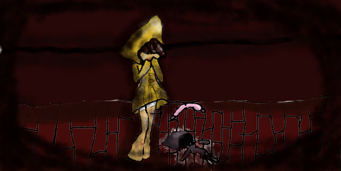 Little Nightmares by Wolfina115