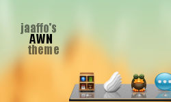 jaaffo's 2 AWN theme