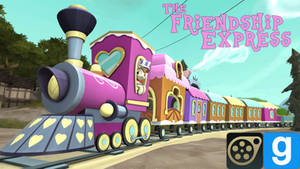 [SFM/GMOD/MLP][DL] Friendship Express by RenderPoint