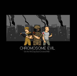 Chromosome Evil (wip animation)