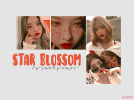 PSD#03. Star Blossom By Jaehyunjs by jaehyunjs