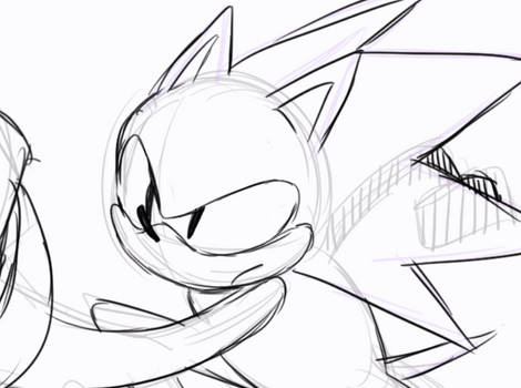 [ANIMATION] Sonic Running