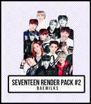 SEVENTEEN Render Pack  #2