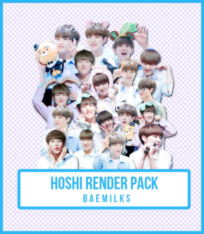 Hoshi Render Pack by baemilks