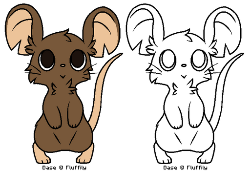 Transformice Mouse Base