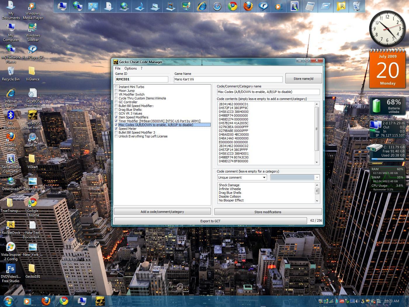 Gecko OS 107b WAD GBAtempnet - The Independent