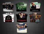TV Series Folder Icons (mini) pack 2 HD