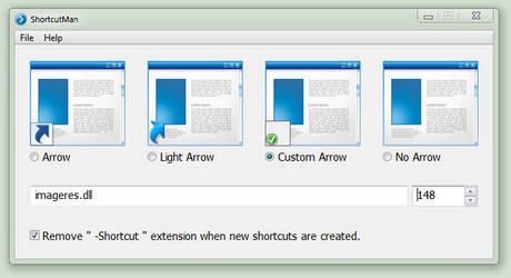 ShortcutMan [ Shortcut Manager ]