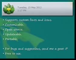 GoatNote [ Desktop Note ] by heilnizar