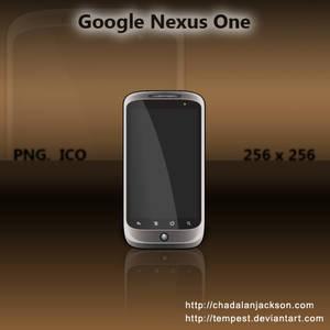 Google Nexus One Icon