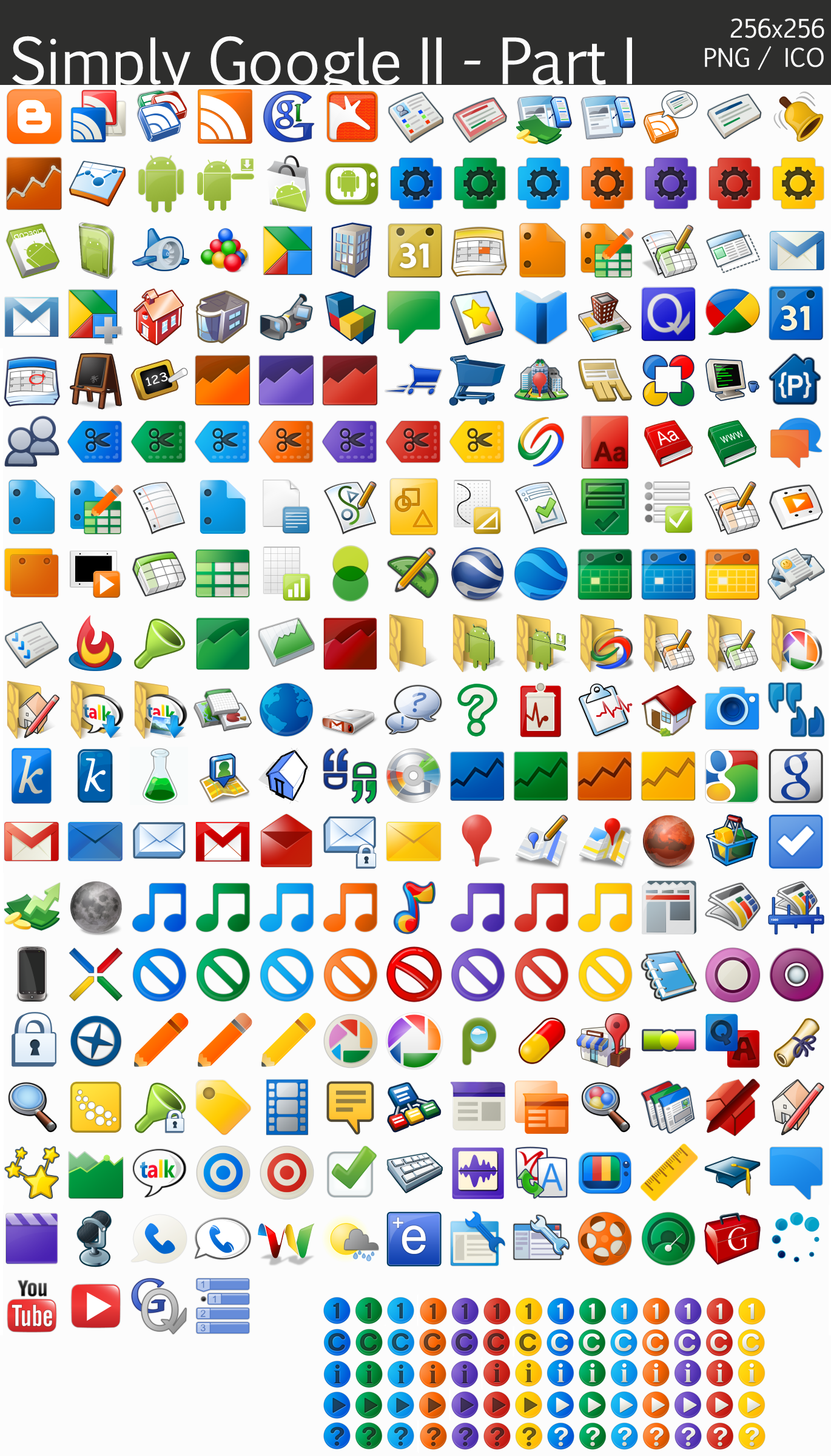 Simply Google II: Part I by ChadJackson