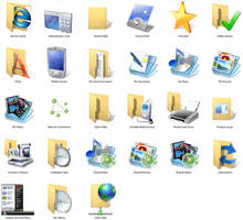 Vista Folders by ChadJackson