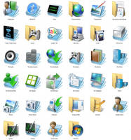 Vista Folders - Additional by ChadJackson