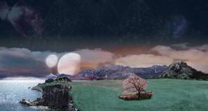 AlienScape Version 2 by ChadJackson
