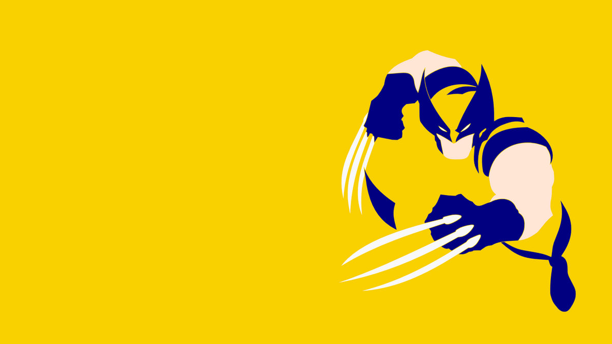 Wolverine wallpaper by DekuDescole