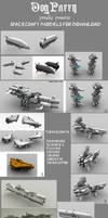 3D model pack gift