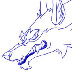 Wolf Walk WIP