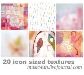20 icon sized textures 2