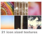 21 mixed icon sized textures 1
