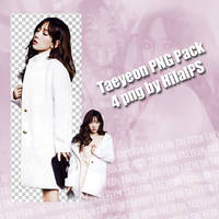 Taeyeon Png Pack