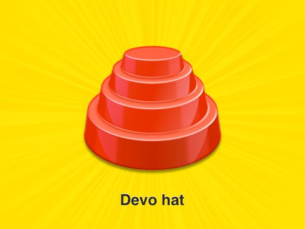 Devo hat icon by wakaba556