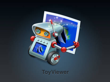 ToyViewer replacement icon